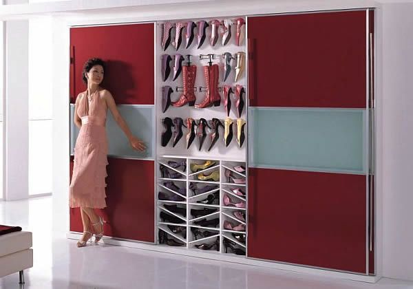 Bedroom-wardrobe-shoe-cabinet