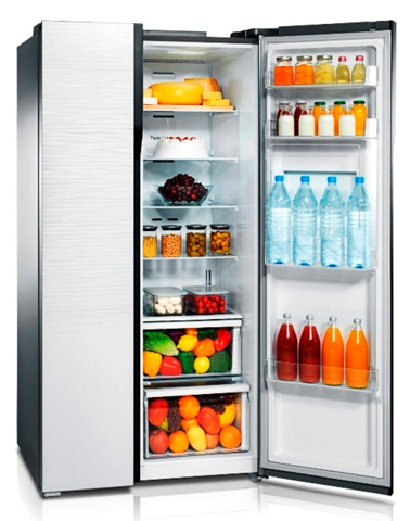 Samsung Side-By-Side  Refrigerator 1