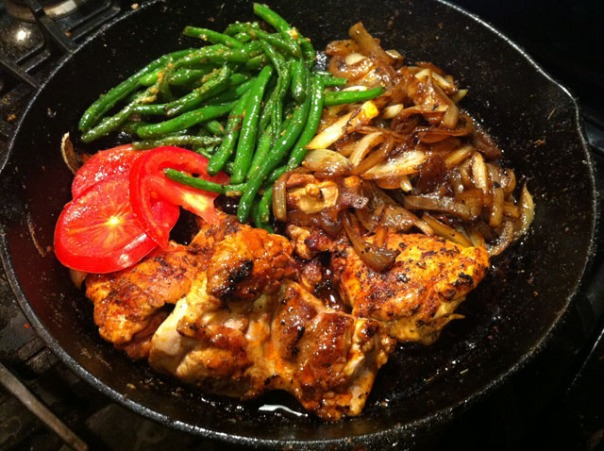 chicken-cast-iron