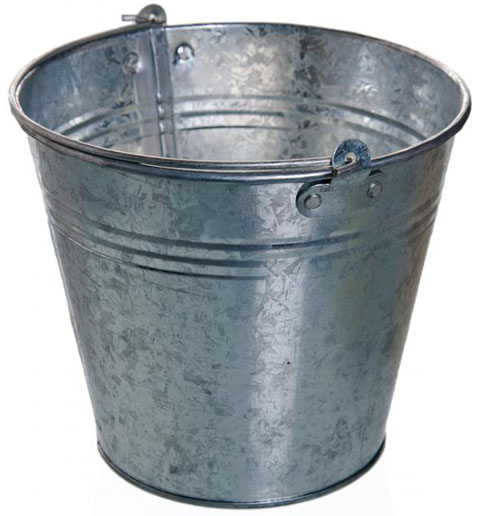 steel-bucket